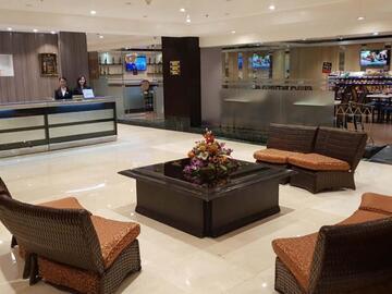Hotel: Executive Hotel, Manila
