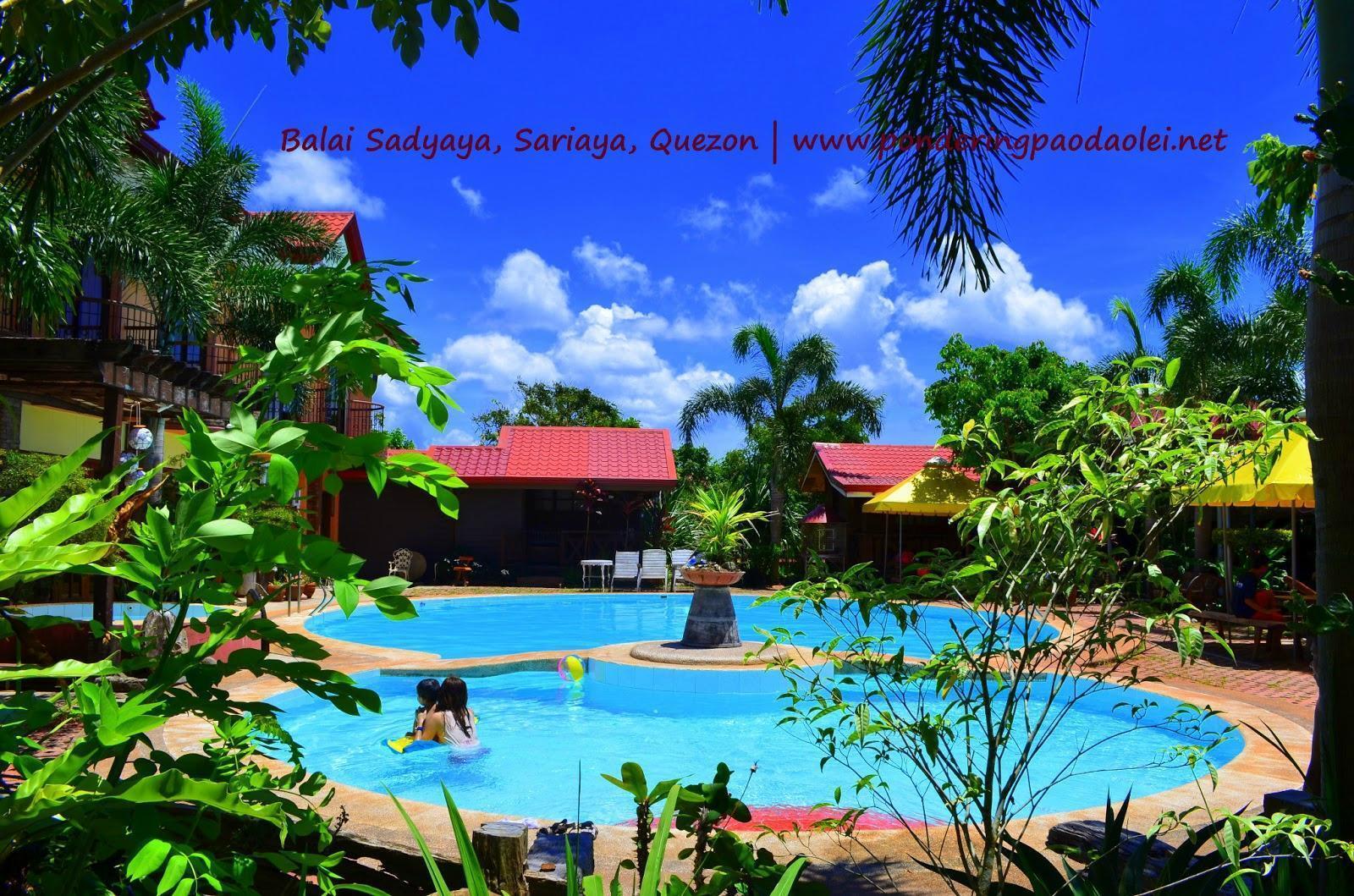 Balai Sadyaya Resort