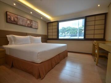 Apartment hotel: Jinjang INN MAKATI