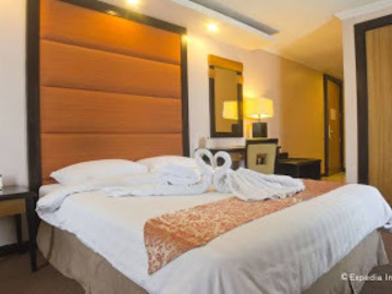 Hotel: Hotel Rembrandt Quezon City