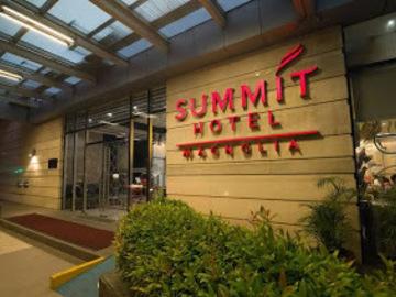 Hotel: Summit Hotel Magnolia
