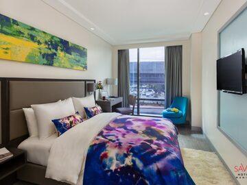 Hotel resort: Savoy Hotel Manila
