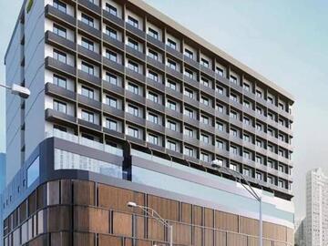 Hotel resort: Sequoia Hotel Manila Bay