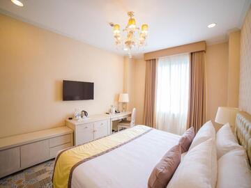 Hotel: Rizal Park Hotel