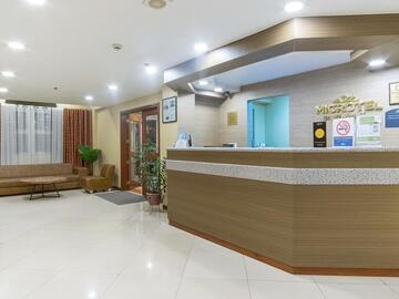 Hotel: Microtel Inn and Suites