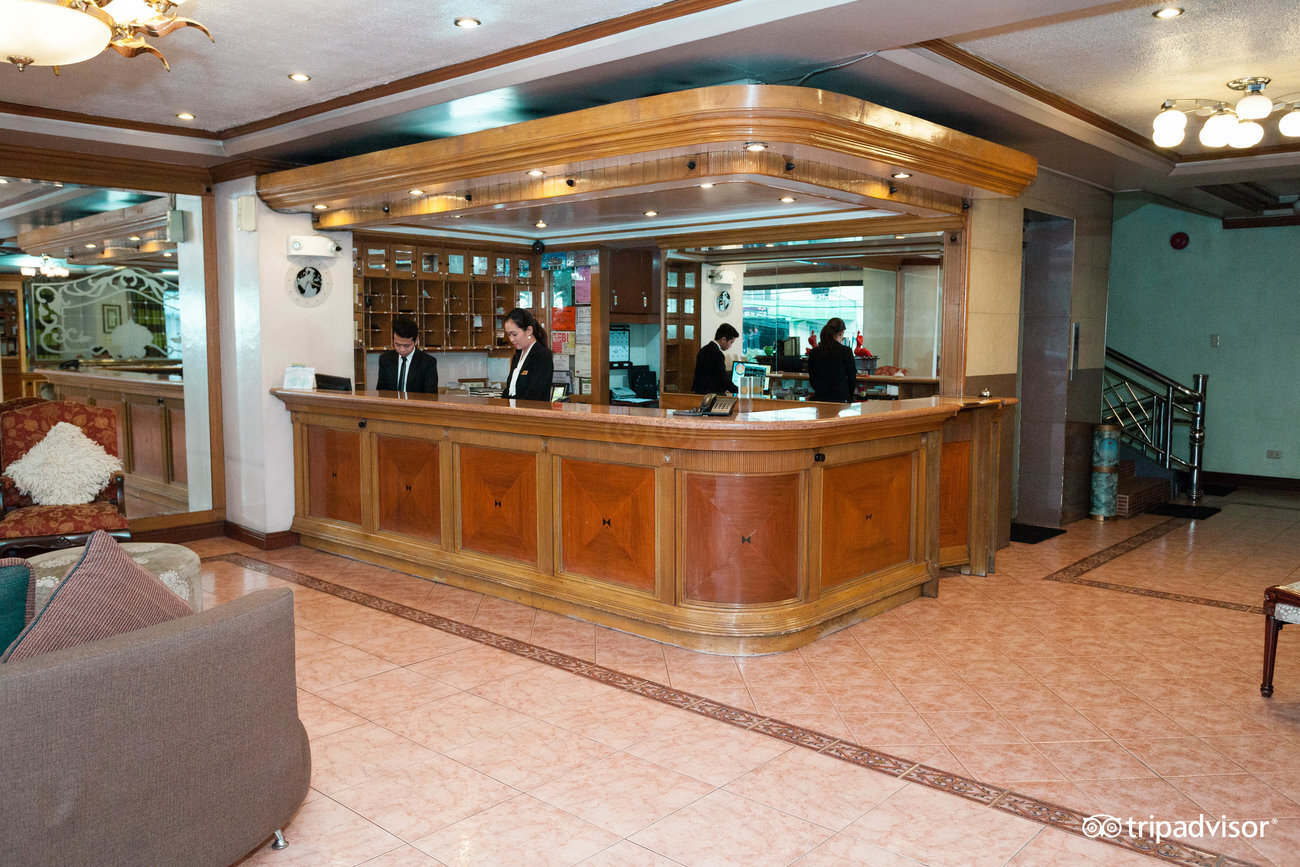 The Golden Pine Hotel