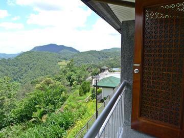 Hotel resort: Banaue Hotel and Youth Hostel