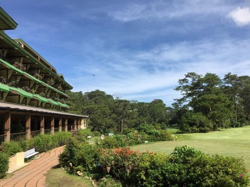 Hotel resort: Baguio Country Club Corporation