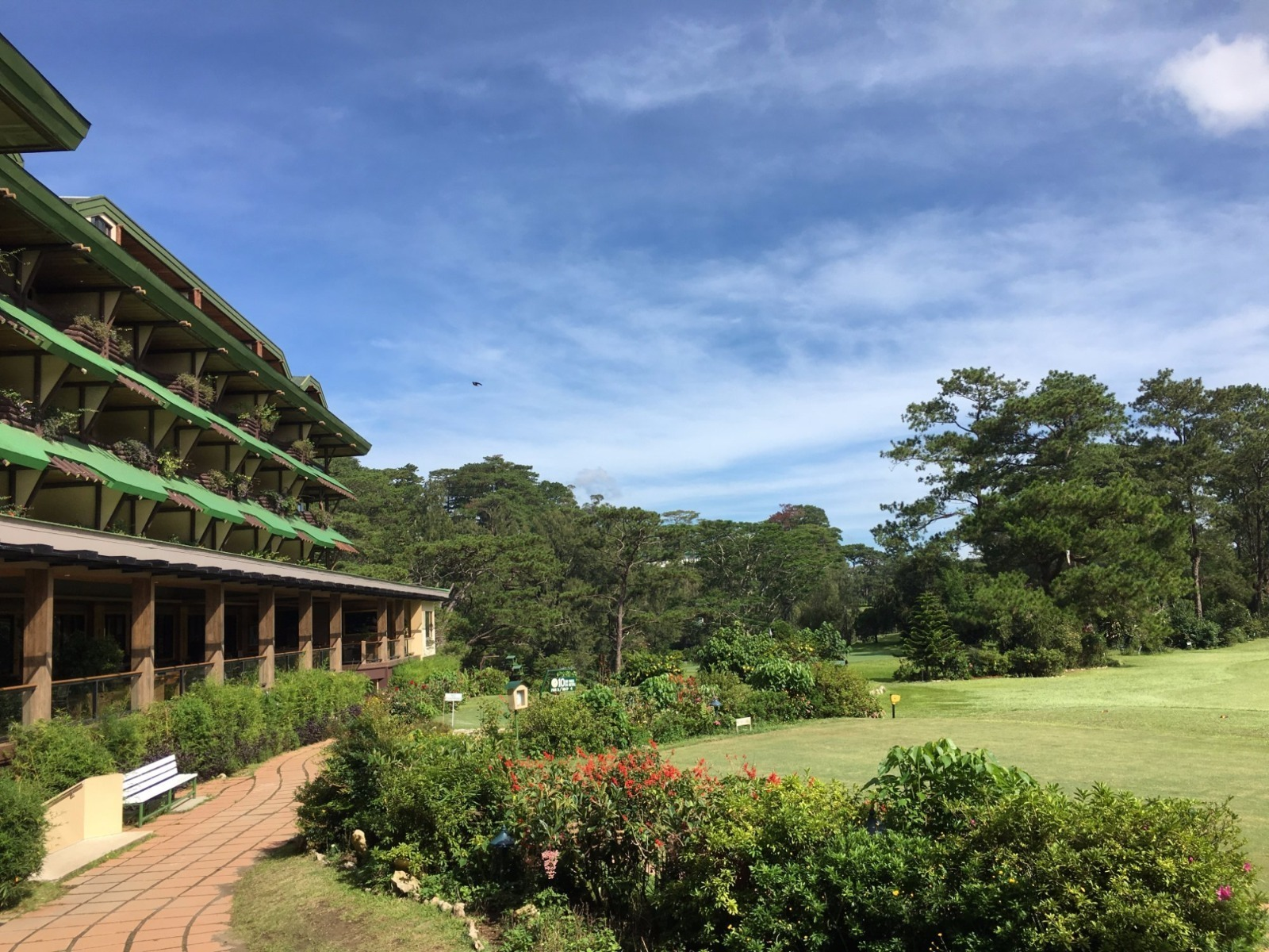 Baguio Country Club Corporation
