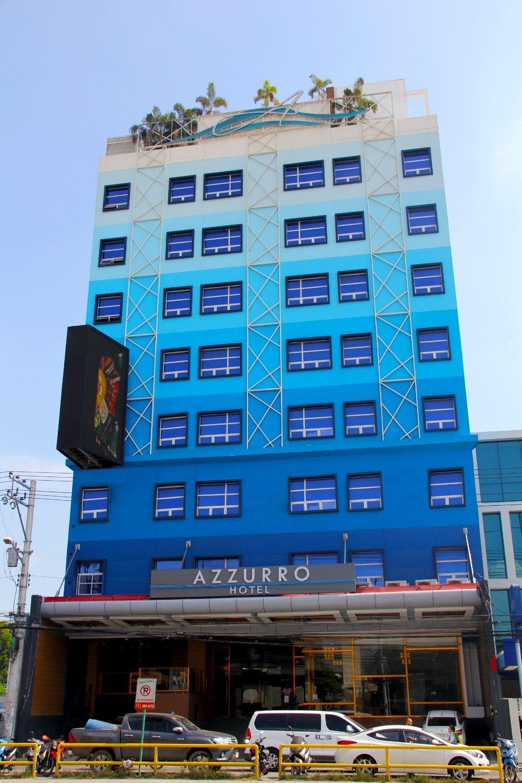 AZZURRO HOTEL AND LEISURE, INC.