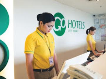 Hotel: Go Hotels Otis-Manila