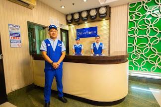 HOTEL DREAMWORLD - CUBAO