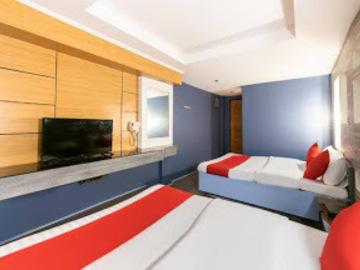 Hotel: OYO 191 Paradise Apartelle