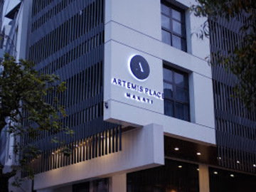 Hotel: Artemis Place Makati