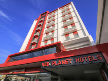 Hotel: Red Planet Hotels Davao Corporation