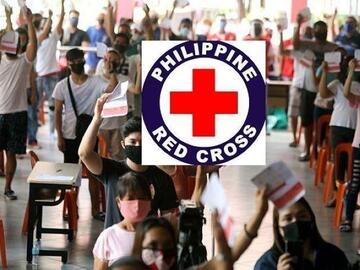 Set An Appointment for swab: Philippine Red Cross
